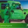 Smarties für Europcar im Rahmen der ITB – März 2015