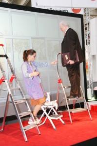 Hausmeister & Putzfrau Walcing Akt | Entertainment und Animation bei Events, Messen und Veranstaltungen | Caracho Event-Theater aus Köln