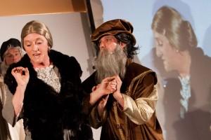 Für Ihr Firmenjubiläum eigens konzipiertes Theaterstück | Unternehmenstheater | Caracho Event Theater