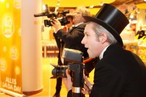 Eventfotografie für Ihre Gäste | Der Showfotograf | Mobiles Fotostudio | Caracho Event Theater