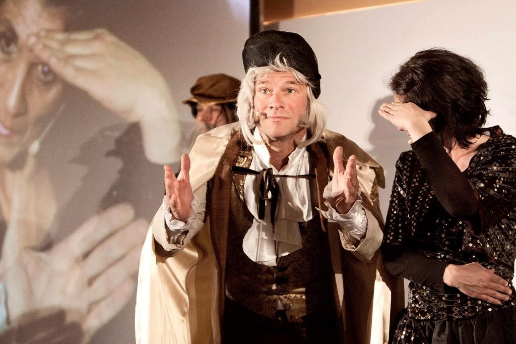Für Ihr Firmenjubiläum - Unternehmenstheater | Caracho Event-Theater aus Köln