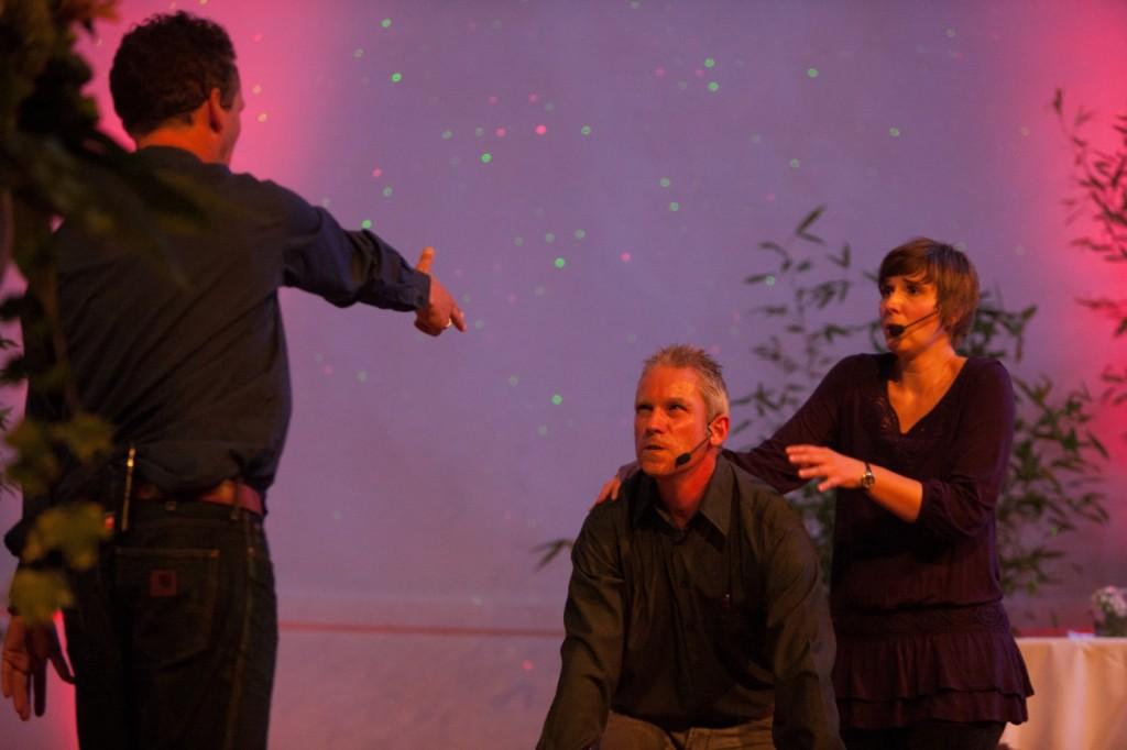Improvisationstheater | Caracho Event-Theater aus Köln | Unterwegs in Berlin, Hamburg, Stuttgart und München