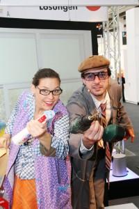 Hausmeister & Putzfrau | Unterhaltungskünstler, Eventkünstler | Comedy, Animation und Entertainment | Caracho Event-Theater aus Köln