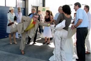 """""""Walter & Elfriede"""" - Walking Act   Ungebetene Gäste   Entertainment, Animation und Comedy Show für Events, Veranstaltungen, Messen und Feiern   Caracho Event-Theater aus Köln"""