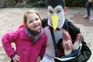 Gute Laune für Ihre Veranstaltung | Walking Act | Pinguine | Caracho Event Theater