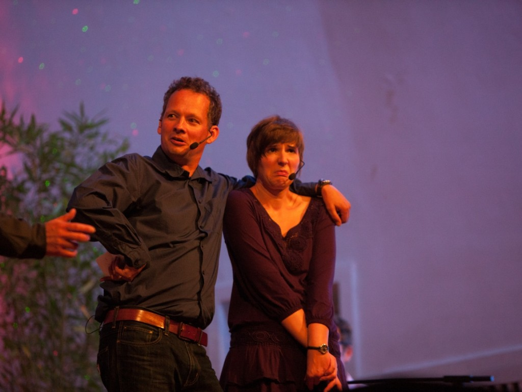 Entertainment mit Caracho Event-Theater | Improvisationstheater